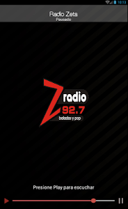 Radio Zeta screenshot 1