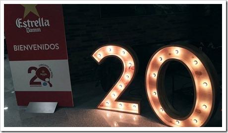 Estrella Damm: 20 años apoyando al pádel Amateur. Circuito Estrella Damm de Pádel.