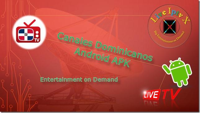 Canales Dominicanos APK