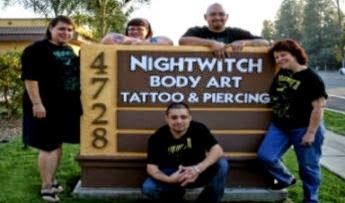 Nightwitch Body Art in Fresno CA  Citysearch