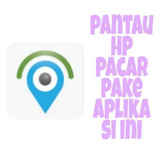 Ilustrasi aplikasi trackview