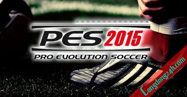 PES 2015 đỉnh cao của chế độ chơi ML