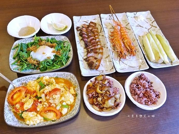 6 花蓮兩津食堂兩津農莊 無菜單料理