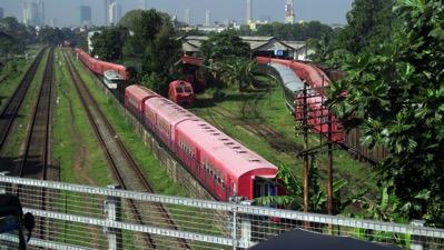 Railway Colombo