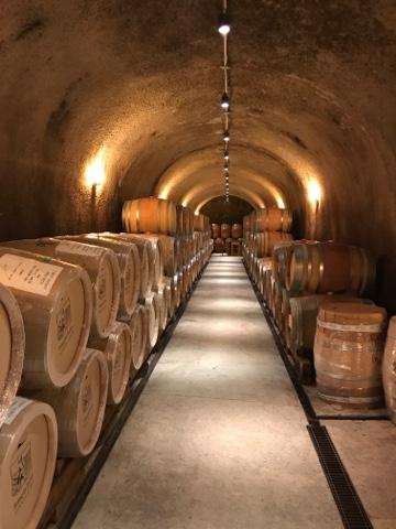 Robert Sinskey Vineyards Wine Caves