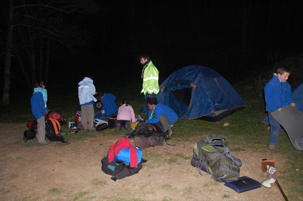 Sortida Castors i Llops a la Roca del Secut 2010 - DSC_0715.JPG