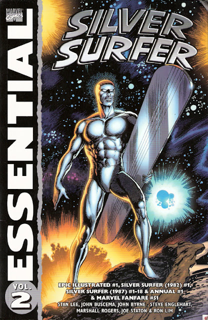Essential Silver Surfer, v. 2 cover