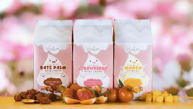 Pilihan rasa Vita milky