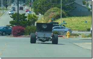Hot Rod in Crescent City