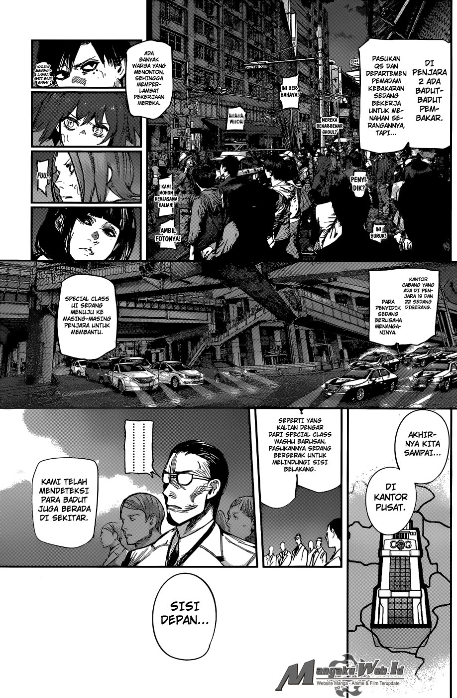Tokyo Ghoul: Re Chapter 106-11