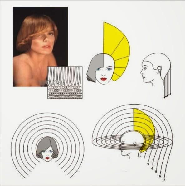 cat toc nu nang cao bon hinh the co ban 1 Cắt tóc nữ nâng cao: Kiểu tóc cho khuôn mặt trái tim