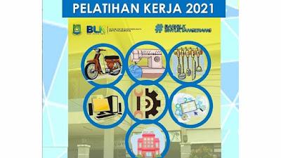 Yuk, Daftar Pelatihan Kerja di BLK Kota Tangerang