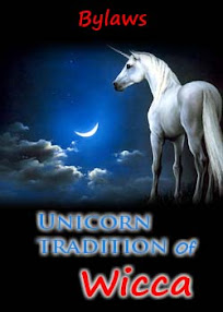Cover of Bylaws's Book Unicorn Tradition Of Wicca