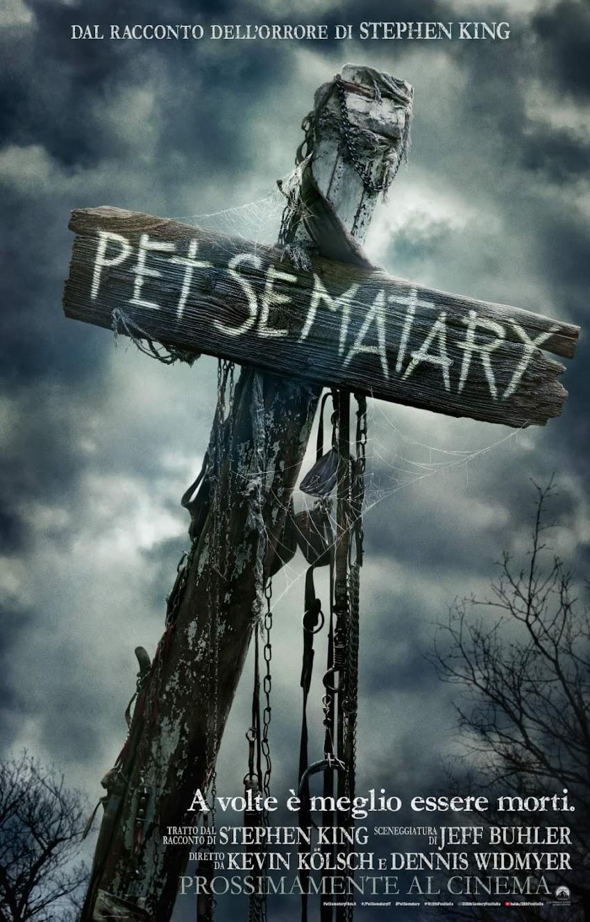 Pet Sematary prossimamente al cinema