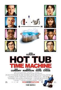 Hot Tub Time Machine Poster