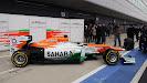 Reveal Force India VJM05 Mercedes