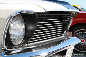 Ford Mustang 1st generation grill