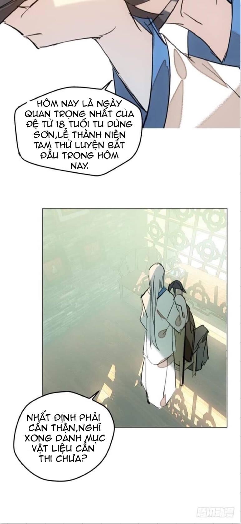 Sư Phụ Lại Đang Đùa Giỡn Ta chap 3 - Trang 18