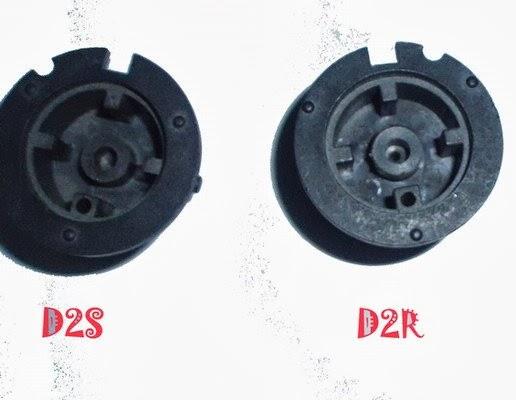 лампы ксенон d2s и d2r