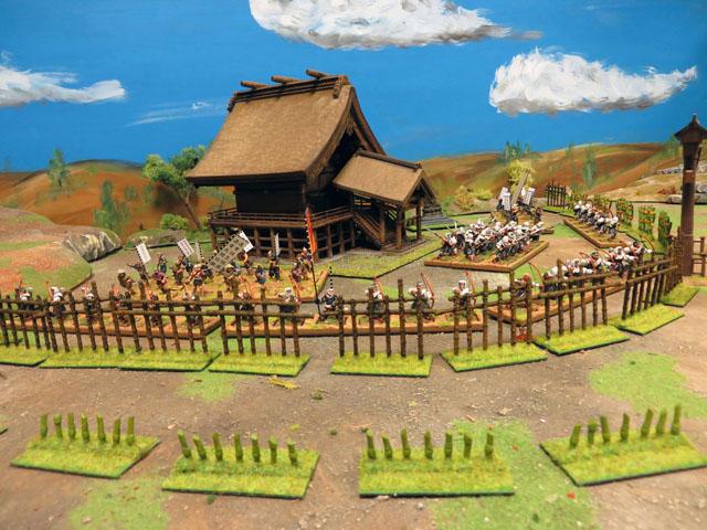 [SENGOKU JIDAI] Mes décors ! / MàJ : le sanctuaire assiégé ! - Page 3 Shrine11