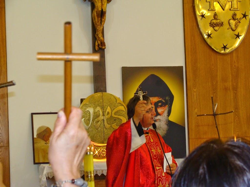 2014 Rekolekcje - Podwyższenie Krzyża Świętego w Częstochowie - DSC05851.JPG