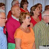 SwingKoers repeteert voor concert in het Openluchttheater op zondag 29 juni