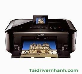 Tải phần mềm máy in Canon PIXMA MG5320 – hướng dẫn thêm máy in
