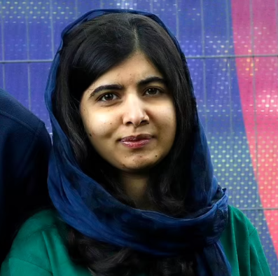 Activist Malala Yousafzai, who was shot in the face by the Taliban, says she fears Afghan women 'might never see a classroom or hold a book again'