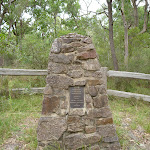 Monument at Megalong Cemetery (412583)