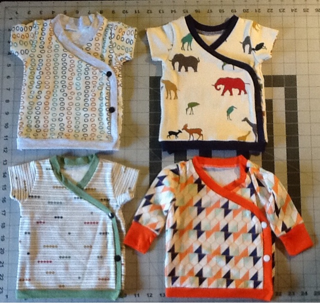 110 Creations Baby Clothes Round 2