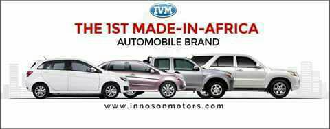 First made in Nigeria car, made in Africa car
