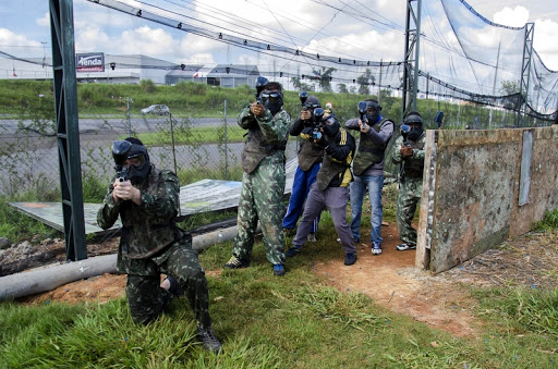 Where to Play Paintball