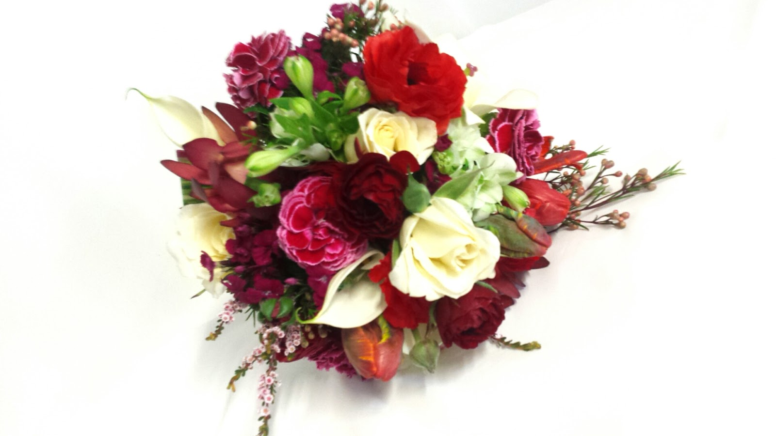 Sophia Kueh Flowers Florist Delivery Wedding Funeral Flowers