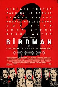 Người Chim - Birdman poster
