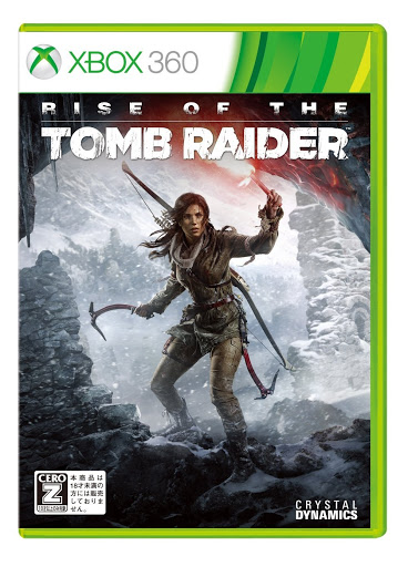 [GAMES] ライズ オブ トゥームレイダー / Rise of the Tomb Raider (XBOX360/JPN)