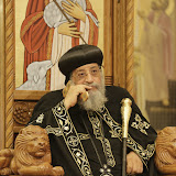 His Holiness Pope Tawadros II visit to St. Mark LA - _09A9174.JPG