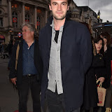OIC - ENTSIMAGES.COM - Tom Bateman at the  Press night for The Comedy About A Bank Robbery in London April 21st 2016 Photo Mobis Photos/OIC 0203 174 1069