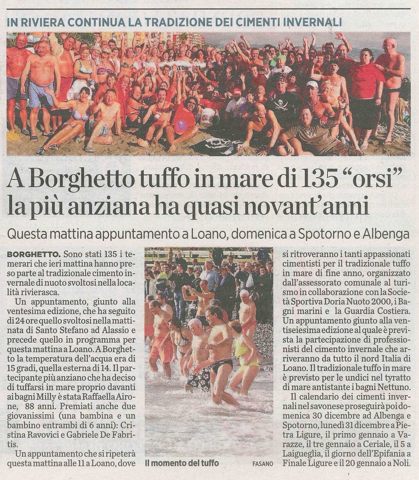 Cimento Borghetto 2012