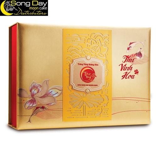 Bánh Trung Thu Kinh Đô Trăng Vàng Hoàng Kim Vàng