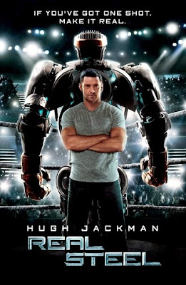 Real Steel (2011) BluRay 720p HD Watch Online, Download Full Movie For Free