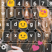 Photo Keyboard with Emoji: My Picture Keypad