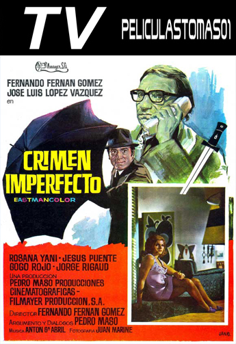 Crimen imperfecto (1970) TVRip