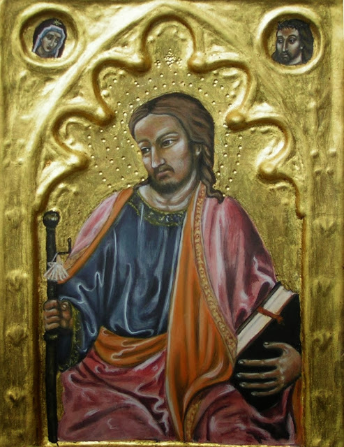 St James: the brother of Jesus