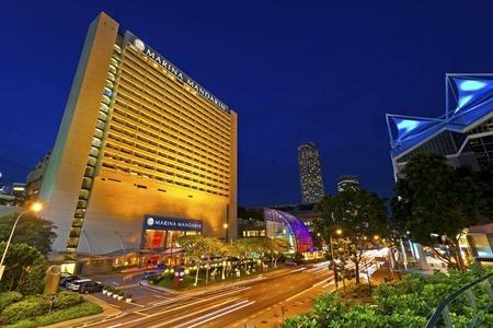 Marina Mandarin Hotel, Siingapore