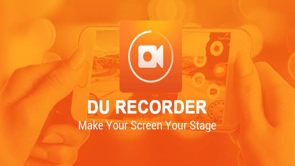 تحميل برنامج DU Recorder Pro مهكر آخر اصدار من ميديا فاير