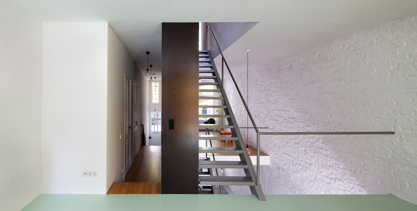 Вертикальный лофт