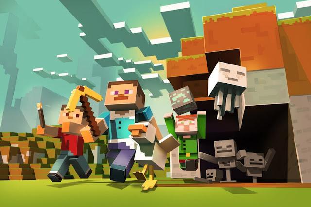 Minecraft Büyük Değişiklikler Neler? Konsol Mobil PC Her Yerde Aynı Oyun