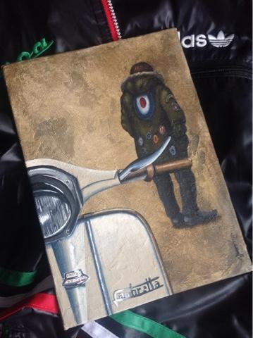 I Walked Away - Bobby Paris, Nikki Morris, Northern Soul Art