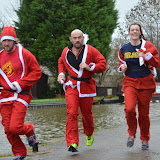Santa Run Skipton set 3