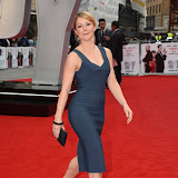 ENTSIMAGES.COM - Sarah Hadland at the Spy - UK film premiere Odeon Leicester Square London 27th May 2015 Photo Mobis Photos/OIC 0203 174 1069